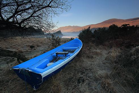 lough leane boat