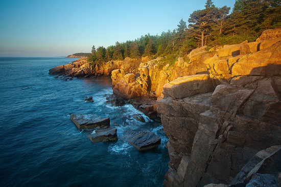 4-9-13 Gull Rock Acadia